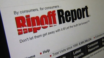 Is Rip Off Report Losing Traction?